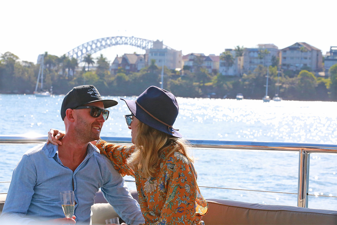 Valentine's Day Cruises in Sydney