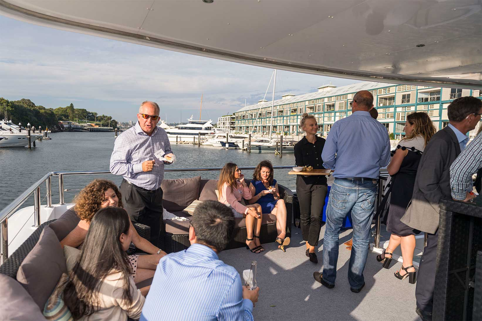 Sydney Harbour Lunch Cruises – Planning the Ultimate Corporate Lunch